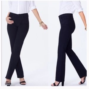 NYDJ Marilyn Straight Jeans black  Jeans 22W